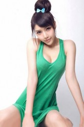 Sexy Girl Shanghai Jojo