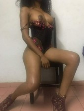 Escort in Abidjan Paloma