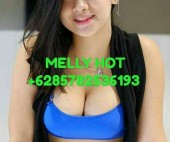 Escort in Indonesia Melly Hot