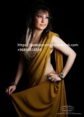 Call Girls Qatar Mahnoor Indian Busty