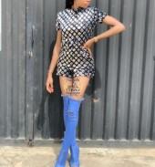 Sexy Girl Nairobi Carey