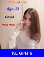 Penang Escorts Yan Yan